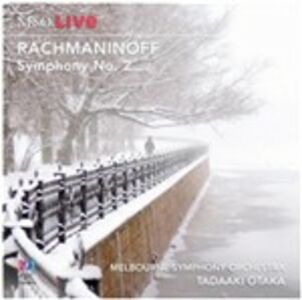CD Sinfonia n.2 in e Minor di Sergei Vasilevich Rachmaninov