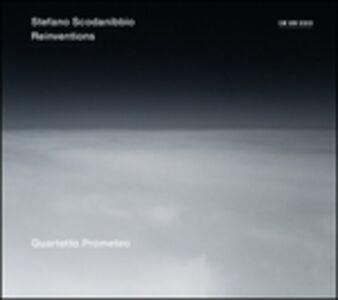 CD Reinventions di Stefano Scodanibbio