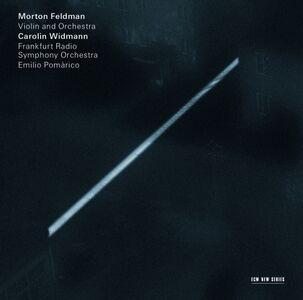 Foto Cover di Violino e orchestra, CD di AA.VV prodotto da ECM Records