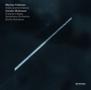 CD Violino e orchestra di Morton Feldman