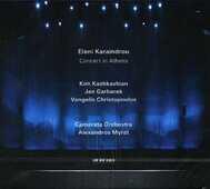 CD Concert in Athens Eleni Karaindrou