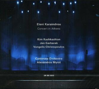 Concert in Athens - CD Audio di Eleni Karaindrou