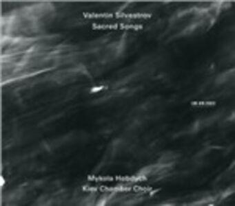 CD Sacred Songs di Valentin Silvestrov