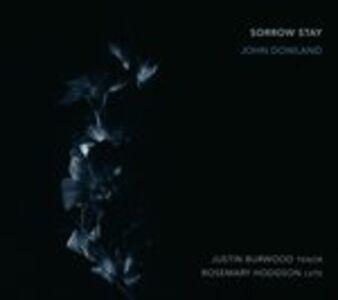 CD Sorrow Stay di John Dowland