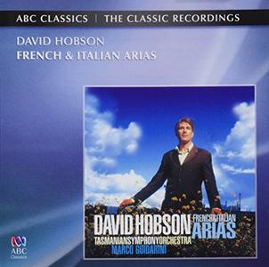 CD French & Italian Arias