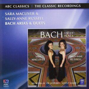 CD Arias di Johann Sebastian Bach