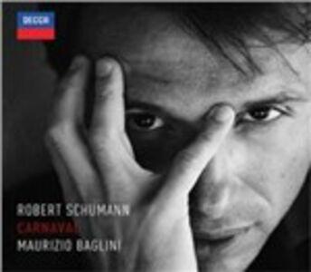 CD Carnaval di Robert Schumann