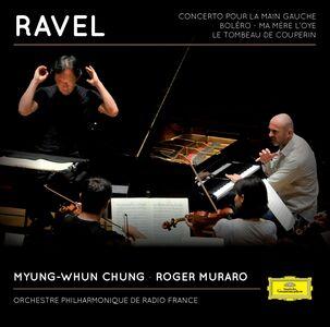 CD Concerto Pour La Main di Maurice Ravel