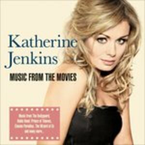CD Music from the Movies di Katherine Jenkins