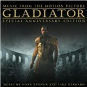 Gladiator (Colonna Sonora) - CD Audio di Lisa Gerrard,Hans Zimmer