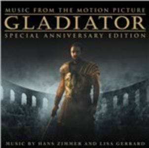 CD Gladiator (Colonna Sonora) Lisa Gerrard , Hans Zimmer