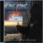 Cover della colonna sonora del film King Kong