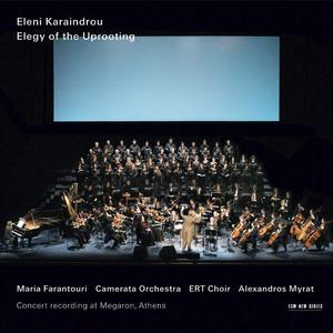 CD The Elegy of the Uprooting di Eleni Karaindrou
