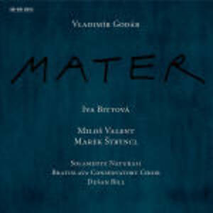 Mater - CD Audio di Vladimir Godár