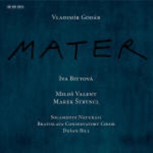 CD Mater di Vladimir Godár