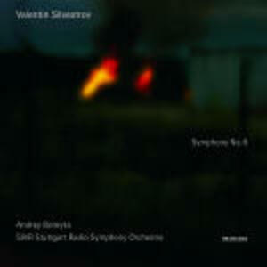 Sinfonia n.6 - CD Audio di Valentin Silvestrov