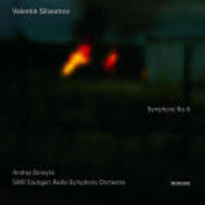 CD Sinfonia n.6 di Valentin Silvestrov
