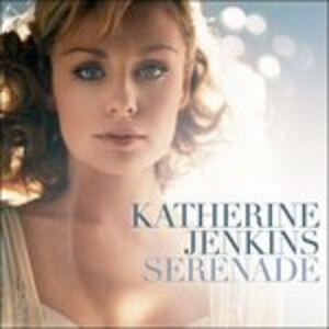 Foto Cover di Serenade, CD di Katherine Jenkins, prodotto da Ucj