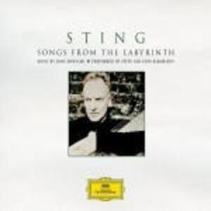 Songs from the Labyrinth. Music by John Dowland - Vinile LP di Sting,Edin Karamazov