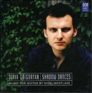 CD Shadow Dances di Slava Grigoryan
