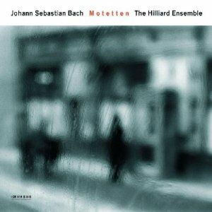 CD Motetten di Johann Sebastian Bach