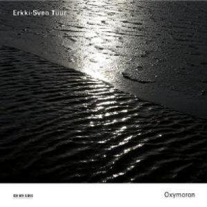 Foto Cover di Oxymoron, CD di Erkki-Sven Tüür, prodotto da ECM Records