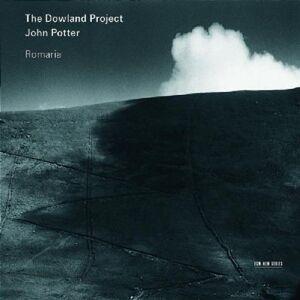 CD Romaria Dowland Project , John Potter
