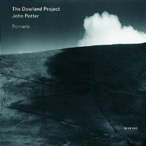 CD Romaria Dowland Project , John Potter