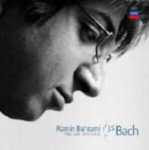 L'arte della fuga (Die Kunst der Fugue) - CD Audio di Johann Sebastian Bach,Ramin Bahrami