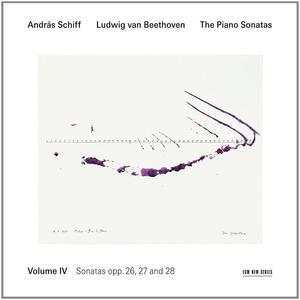 Sonate per pianoforte n.12, n.13, n.14, n.15 - CD Audio di Ludwig van Beethoven,Andras Schiff
