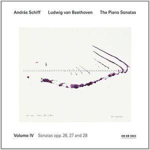 CD Sonate per pianoforte n.12, n.13, n.14, n.15 di Ludwig van Beethoven