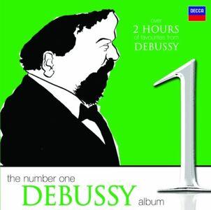 CD No. 1 Debussy Album di Claude Debussy