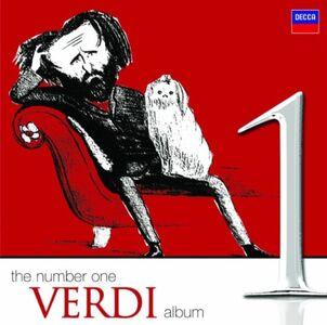 CD No. 1 Verdi Album di Giuseppe Verdi