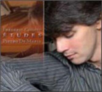 CD Studi di Fryderyk Franciszek Chopin