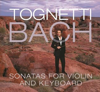 Foto Cover di Sonate for Violin &, CD di Johann Sebastian Bach, prodotto da ABC Classics
