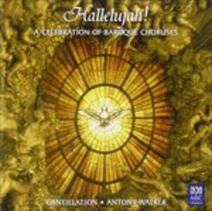 CD Hallelujah!. A