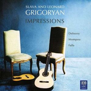 CD Impressions di Slava Grigoryan