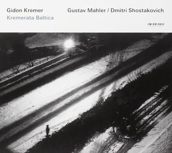 CD Sinfonia n.10 (Adagio) / Sinfonia n.14 Gustav Mahler , Dmitri Shostakovich