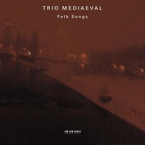 Folk Songs - CD Audio di Trio Mediaeval