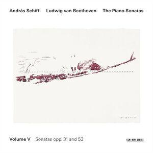 CD Sonate per pianoforte n.16, n.17, n.18, n.21 - Andante Favori WoO57 di Ludwig van Beethoven