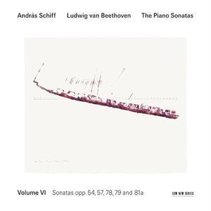 Sonate per pianoforte n.22, n.23, n.24, n.25, n.26 - CD Audio di Ludwig van Beethoven,Andras Schiff
