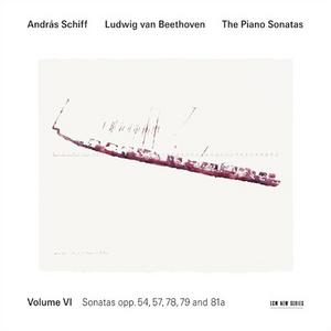 CD Sonate per pianoforte n.22, n.23, n.24, n.25, n.26 di Ludwig van Beethoven
