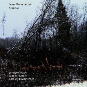 CD Sonate per violino libro III di Jean-Marie Leclair