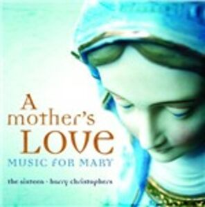 CD A Mother's Love. Music for Mary