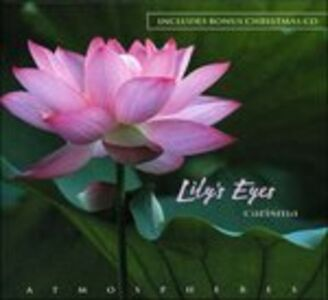 CD Lily's Eyes di Carisma
