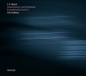 CD Invenzioni - Sinfonie - Suite francese n.5 di Johann Sebastian Bach