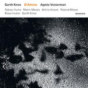 D'amore - CD Audio di Garth Knox