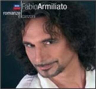 Romanze - Canzoni - CD Audio di Fabio Armiliato,Steven Mercurio,Orchestra del Teatro Regio di Parma