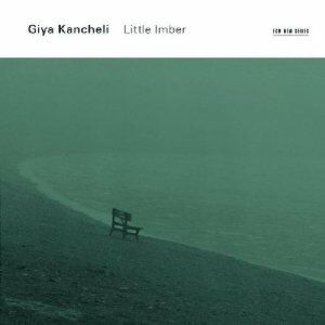 Foto Cover di Little Imber, CD di Giya Kancheli, prodotto da ECM Records