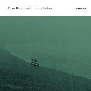 CD Little Imber di Giya Kancheli